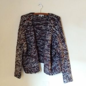 Wet Seal Chunky Knit Cardigan